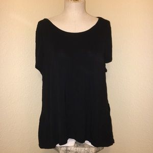 American Eagle Soft and Sexy Size XL Black